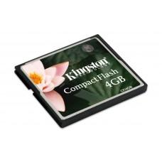 KINGSTON CompactFlash 4GB (CF / 4GB) spominska kartica