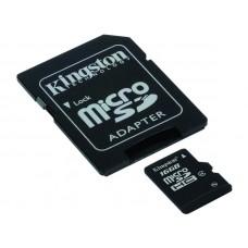 KINGSTON microSDHC 16GB Class4 (SDC4 / 16GB) spominska kartica