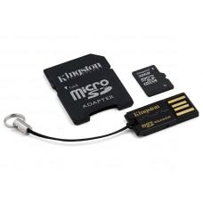 KINGSTON microSDHC 16GB Mobility Kit (MBLY4G2 / 16GB) spominska kartica