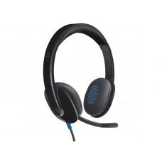 LOGITECH H540 USB z mikrofonom slušalke