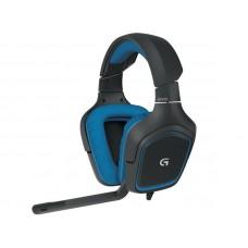 LOGITECH G430 gaming stereo z mikrofonom slušalke