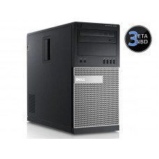 Računalnik DELL Optiplex 9020MT i7-4790 / 8GB / 1TB / R7 250 / Windows 7 Professional