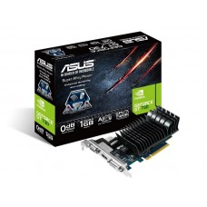 ASUS Geforce GT 730 1GB GDDR3 PCI-E Silent Low Profile (GT730-SL-1GD3-BRK) grafična kartica