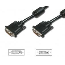 DVI Dual link 2m kabel