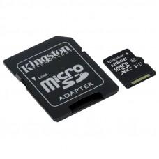 KINGSTON microSDXC 128GB (SDC10G2 / 128GB) spominska kartica