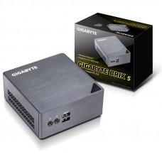 GIGABYTE BRIX GB-BSI5H-6200 i5-6200U srebrn barebone mini računalnik