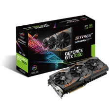 ASUS GeForce GTX 1060 ROG Strix OC 6GB GDDR5 (STRIX-GTX1060-O6G-GAMING) grafična kartica