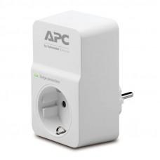 APC SurgeArrest Essential PM1W-GR 1xSchuko prenapetostna zaščita