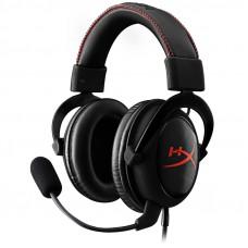 HYPERX Cloud Core (KHX-HSCC-BK-ER) USB črne z mikrofonom gaming slušalke