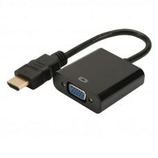 Gembird HDMI-A (M) na VGA (Ž) adapter