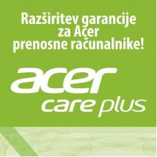 ACER 3 leta Carry-in garancija za Acer prenosne računalnike