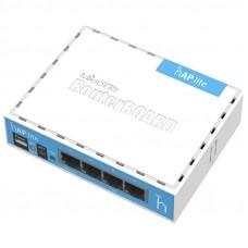 MIKROTIK hAP lite classic RB941-2nD 2.4ghz 4-port brezžična dostopna točka