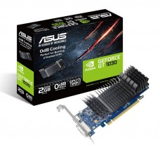 ASUS GeForce GT 1030 2GB GDDR5 silent low profile (GT1030-SL-2G-BRK) grafična kartica