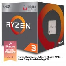 AMD Ryzen 3 2200G 3,5 / 3,7GHz 4MB AM4 65W Wraith Stealth BOX procesor