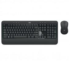 LOGITECH MK540 črna brezžična slovenska tipkovnica + miška