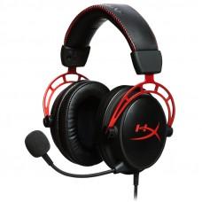 HYPERX Cloud Alpha (HX-HSCA-RD / EM) črne z mikrofonom gaming slušalke