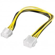 GOOBAY 8-pin EPS M na 8-pin Ž 28cm kabel
