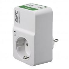 APC Essential SurgeArrest PM1WU2-GR 1x Schuko prenapetostna zaščita