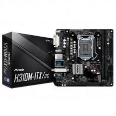 ASROCK H310M-ITX / AC Mini-ITX osnovna plošča