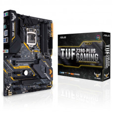 ASUS TUF Z390-PLUS GAMING LGA1151 (9th / 8th-gen) ATX DDR4 RGB gaming matična plošča