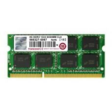 4GB 1333MHz DDR3 CL9 SODIMM (TS512MSK64V3N)