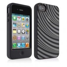 BELKIN, ovitek iPhone 4, silikon