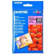 Brother foto papir 10x15cm - 20 listov