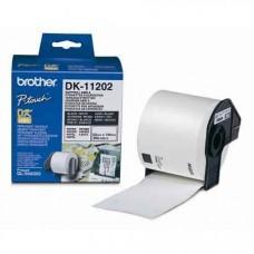 Brother DK11202 Nalepke za odpremo 62x100mm