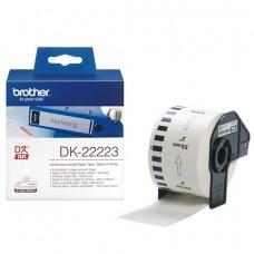 Brother DK22223 Neskončne nalepke - papir