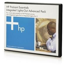 HP iLO Adv 1-Svr incl 1yr TS&U, 512485-B21