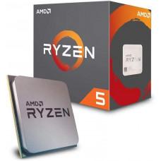 AMD Ryzen 5 2600 procesor z Wraith Stealth hladilnikom