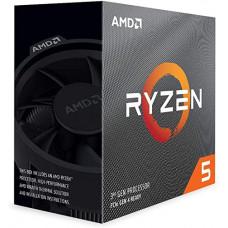 AMD Ryzen 5 5600X procesor z Wraith Stealth hladilnikom