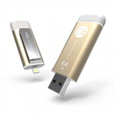 Adam Elements iKlips 64GB konektor Apple Lightning in USB3.0