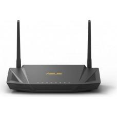 ASUS RT-AX56U Gigabit Dual-Band WiFi 6 AX1800 brezžični usmerjevalnik, 802.11ax/ac/a/g/b/n, 1201+574Mbps