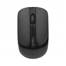 HAVIT brezžična optična miška HV-MS989GT - Črna