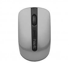 HAVIT brezžična optična miška HV-MS989GT - Srebrna