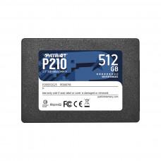 Patriot P210 512GB SSD SATA 3 2.5
