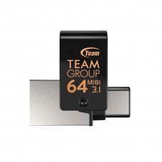 Teamgroup 64GB M181 USB 3.2 / USB-C OTG spominski ključek